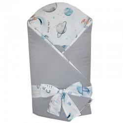 VELVET Cotton Swaddle Blanket
