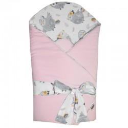 VELVET Cotton Swaddle Blanket