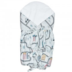 Printani Pamučni Baby Wrap