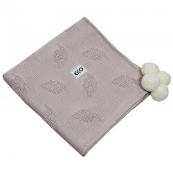 "Bamboo blanket ""LEAVES"""