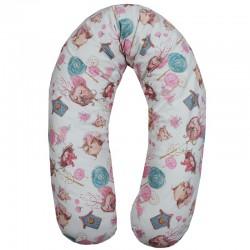 VELVET pillow for Mum and Baby