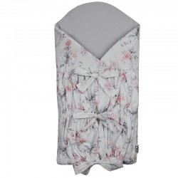 Printed Cotton Swaddle...