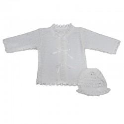Baby girl Christening set