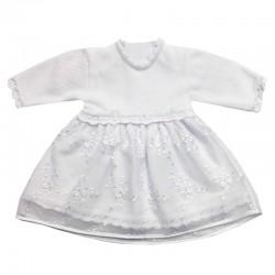 Christening dress for a girl