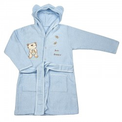 Teddy Bear Bathrobe