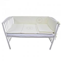 Mazuļu kokvilnas gultasveļa