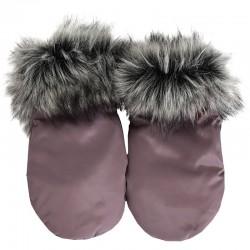 Stroller hand gloves